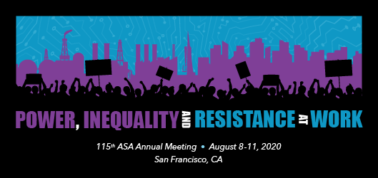 ASA 2020 Annual Meeting